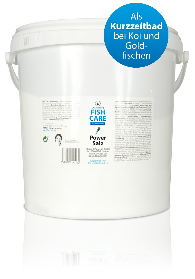 FISHCARE® Power Salz