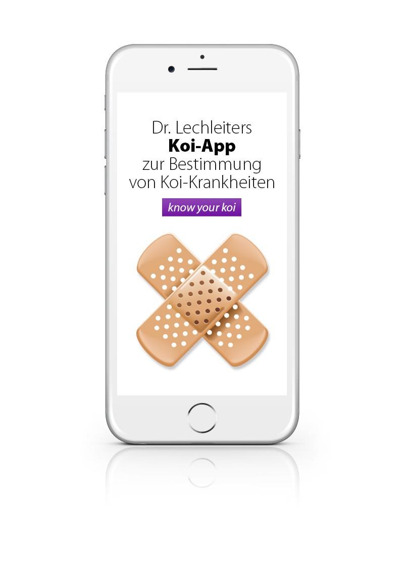 Dr. Lechleiters Koi-App